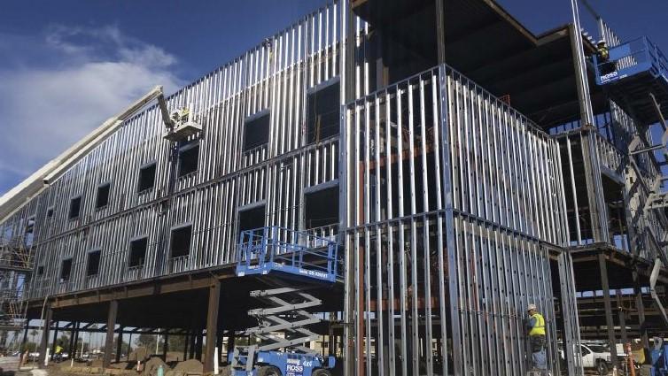 kindred Structural Metal Stud Framing 2